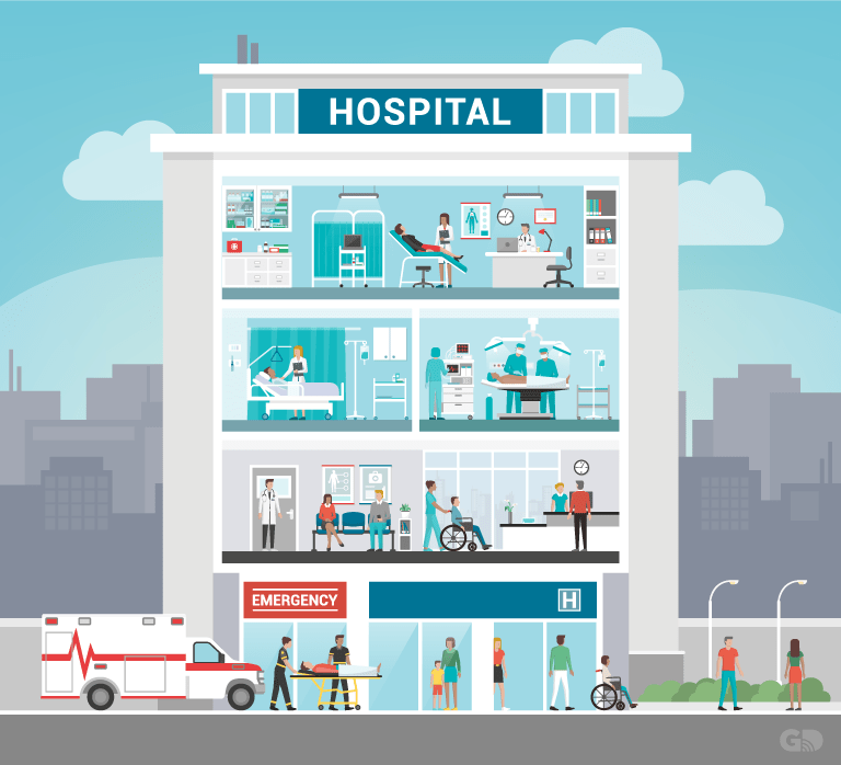 Patient handoffs EMS Hospital