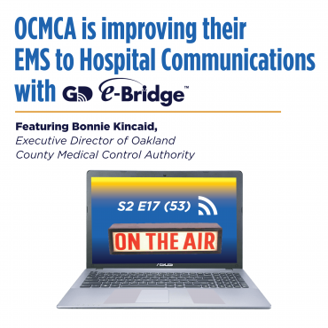 Improved EMS to Hospital Communications