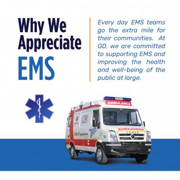 EMS Team Appreciation