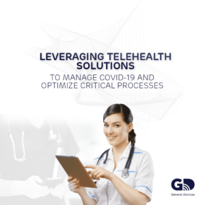 Leveraging Telehealth Solutions Social Image